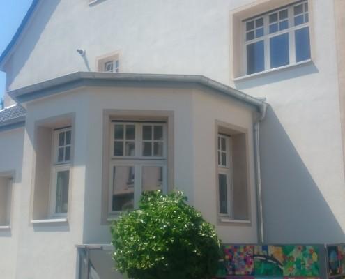 WDVS auch an denkmalgeschützten Gebäuden